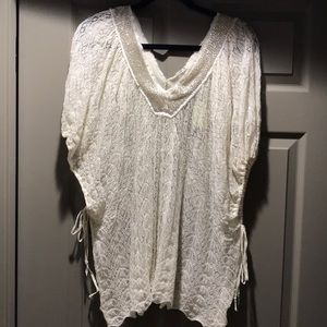 Anthropologie knit blouse